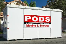 PODS moving and storage services